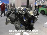 Philadelphia International Auto Show - Engine